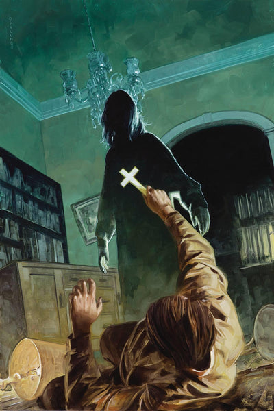 JOE GOLEM OCCULT DETECTIVE FLESH & BLOOD #5