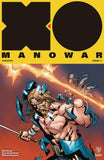 X-O MANOWAR VOL 4 #11 CVR B CAMUNCOLI (NEW ARC)