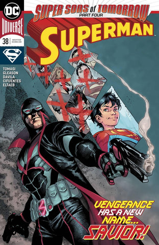 SUPERMAN VOL 3 #38 SONS OF TOMORROW