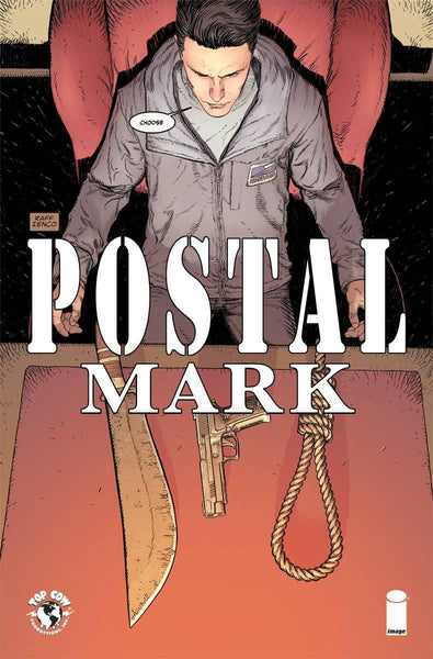 POSTAL MARK #1 (ONE SHOT) - Kings Comics