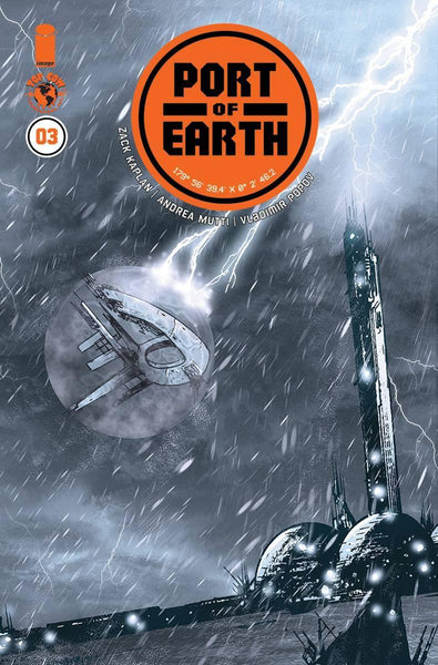 PORT OF EARTH #3 - Kings Comics