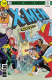 X-MEN GOLD VOL 2 #13 2ND PTG CALDWELL VAR LEG