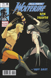 ALL NEW WOLVERINE #25 2ND PTG ANKA VAR LEG