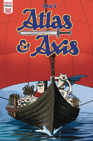 ATLAS AND AXIS (STATIX) #2
