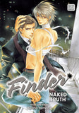 FINDER DELUXE ED GN VOL 05 NAKED TRUTH