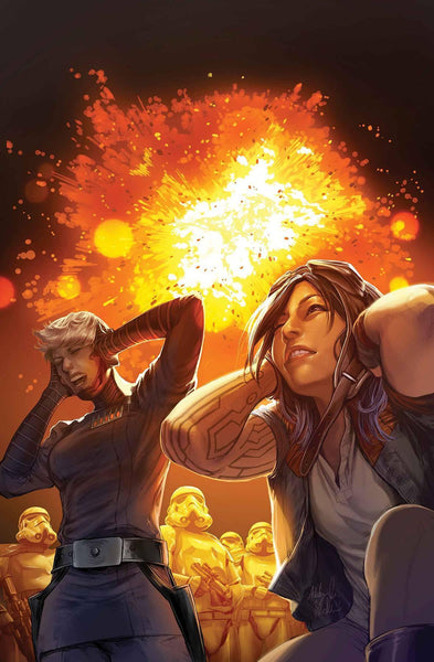 STAR WARS DOCTOR APHRA #17 - Kings Comics