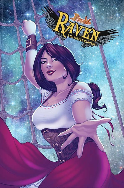 PRINCELESS RAVEN YEAR 2 #2 LOVE AND REVENGE CVR B FLASH & SU - Kings Comics