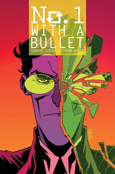 NO 1 WITH A BULLET #4 - Kings Comics