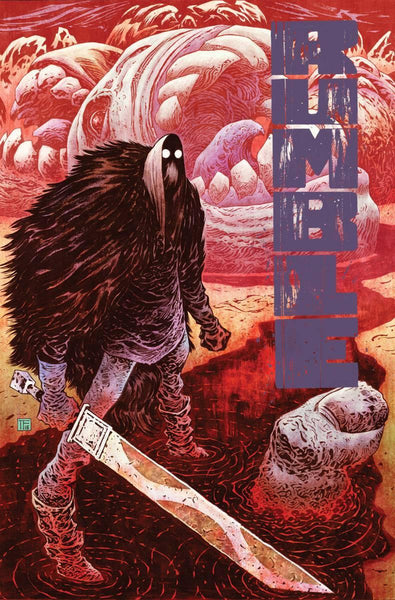 RUMBLE VOL 2 #3 CVR B FEJZULA & GARATEA - Kings Comics