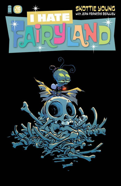 I HATE FAIRYLAND #16 CVR A YOUNG