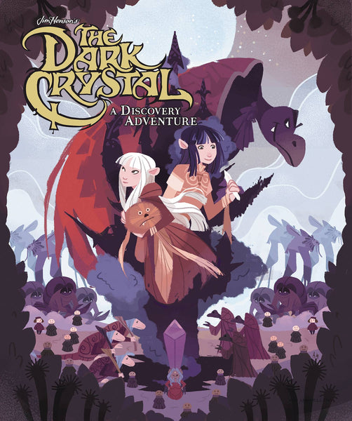 JIM HENSON DARK CRYSTAL DISCOVERY ADVENTURE HC