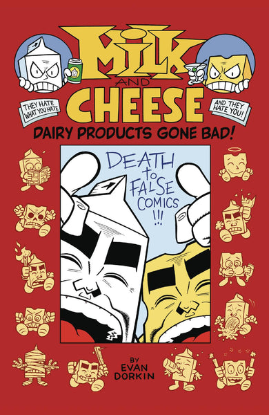 MILK & CHEESE DAIRY PRODUCTS GONE BAD TP