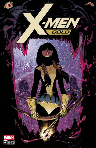 X-MEN GOLD VOL 2 #23 PEARSON NEW MUTANTS VAR LEG
