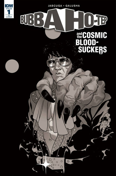 BUBBA HO-TEP & COSMIC BLOOD-SUCKERS #2 5 COPY INCV - Kings Comics