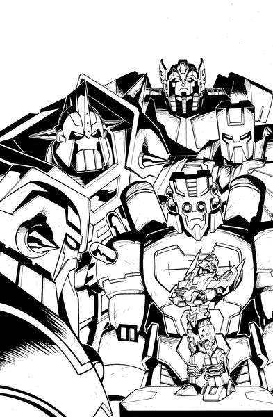 TRANSFORMERS LOST LIGHT #17 10 COPY INCV - Kings Comics