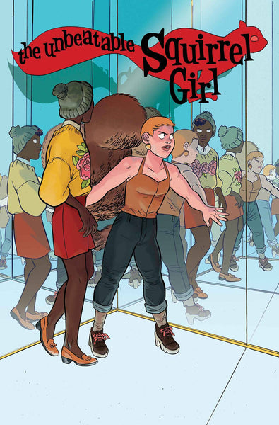 UNBEATABLE SQUIRREL GIRL VOL 2 #31 LEG