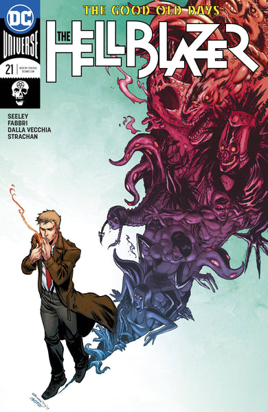 HELLBLAZER VOL 2 #21