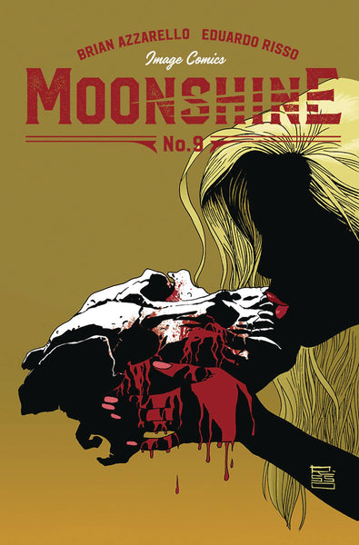 MOONSHINE #9 CVR A RISSO - Kings Comics