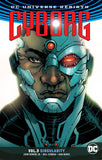CYBORG TP VOL 03 SINGULARITY REBIRTH