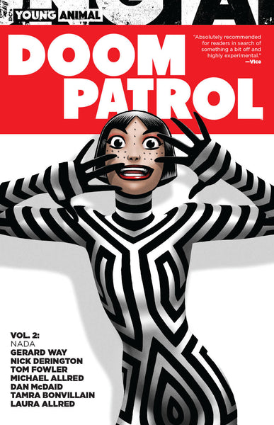 DOOM PATROL TP VOL 02 NADA - Kings Comics