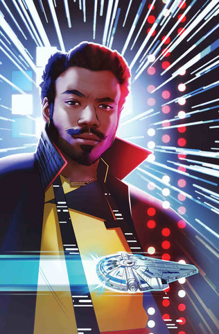 STAR WARS LANDO DOUBLE OR NOTHING #1
