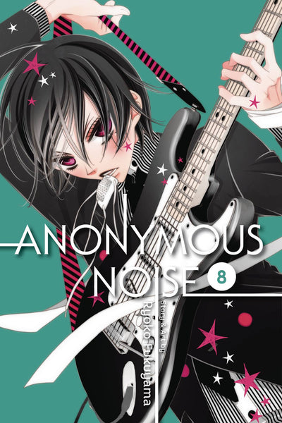 ANONYMOUS NOISE GN VOL 08