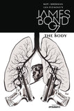 JAMES BOND THE BODY #5 CVR B 10 COPY CASALANGUIDA B&W INCV