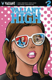 VALIANT HIGH #2 CVR B 10 COPY INCV PARENT - Kings Comics