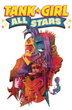 TANK GIRL ALL STARS #2 CVR B EDWARDS
