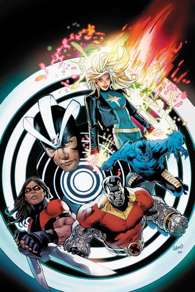 ASTONISHING X-MEN VOL 4 #13