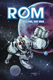 ROM COLD FIRE HOT WAR TP - Kings Comics