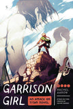 ATTACK ON TITAN NOVEL GARRISON GIRL