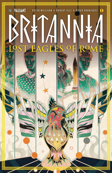 BRITANNIA LOST EAGLES OF ROME #2 CVR B HONG