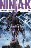 NINJA-K #10 (NEW ARC) CVR B STROMAN - Kings Comics