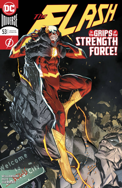FLASH VOL 5 #53