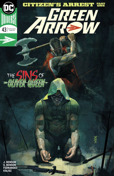 GREEN ARROW VOL 7 #43 - Kings Comics