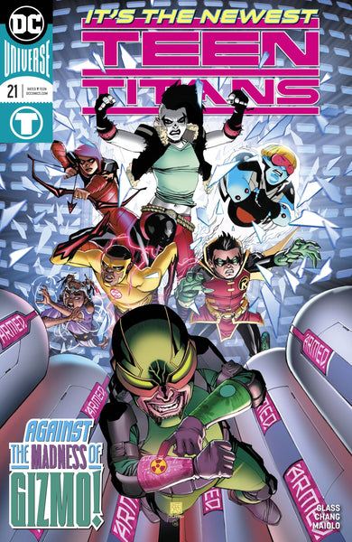 TEEN TITANS VOL 6 #21