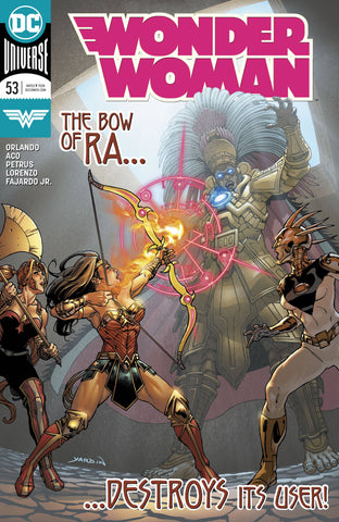 WONDER WOMAN VOL 5 #53
