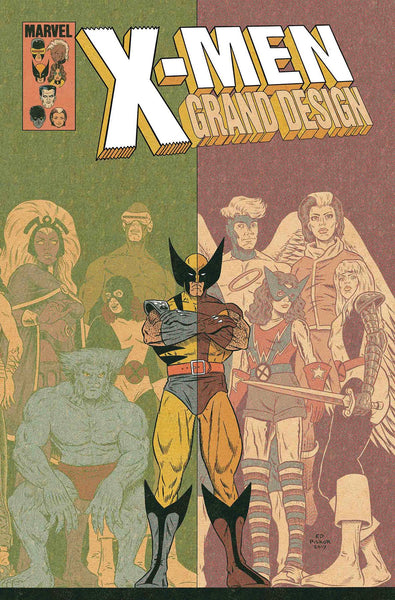 X-MEN GRAND DESIGN SECOND GENESIS #2