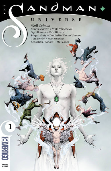 SANDMAN UNIVERSE #1 - Kings Comics
