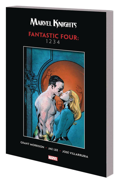MARVEL KNIGHTS FANTASTIC FOUR BY MORRISON & LEE TP 1234