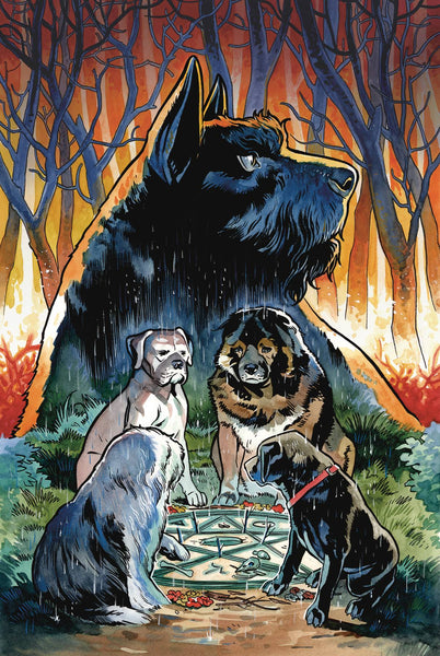 BEASTS OF BURDEN #1 WISE DOGS & ELDRITCH MEN - Kings Comics