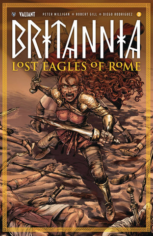 BRITANNIA LOST EAGLES OF ROME #3 CVR B KIM