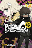 PERSONA Q SHADOW OF LABYRINTH SIDE P4 GN VOL 03