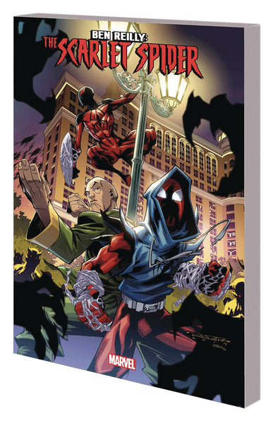 BEN REILLY SCARLET SPIDER TP VOL 04 DAMNATION