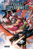 PROJECT SUPERPOWERS VOL 3 #2 CVR D TAN - Kings Comics