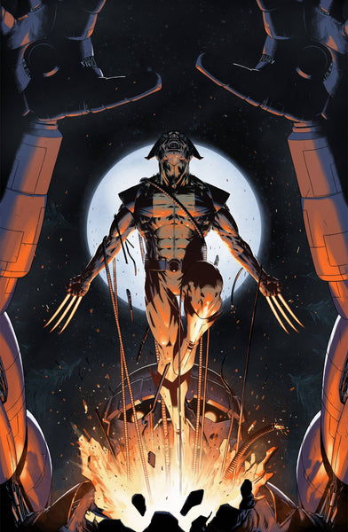 RETURN OF WOLVERINE #1 CHRISTOPHER VAR
