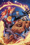 FANTASTIC FOUR VOL 6 #2 RANEY COSMIC GHOST RIDER VAR