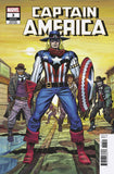 CAPTAIN AMERICA VOL 9 #3 KIRBY REMASTERED VAR