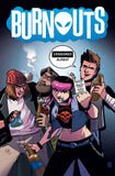 BURNOUTS #1 CVR B CBLDF CHARITY VAR CENSORED